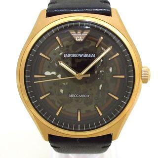 エンポリオアルマーニ(Emporio Armani)のアルマーニ 腕時計美品  - AR-60004 メンズ(その他)