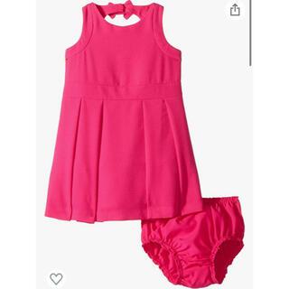 kate spade new york - ケイトスペード キッズ 80cm ピンク ドレス