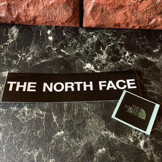 THE NORTH FACE - THE NORTH FACE Sticker        Type 2