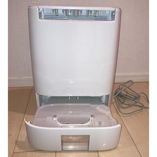 パナソニック(Panasonic)のPanasonic 衣類乾燥除湿機 シルバー F-YZTX60-S(加湿器/除湿機)