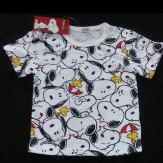 スヌーピー(SNOOPY)の⑦SNOOPY(Tシャツ)