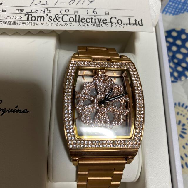 AVALANCHE(アヴァランチ)のアンコキーヌ 腕時計 正規品 メンズの時計(腕時計(アナログ))の商品写真