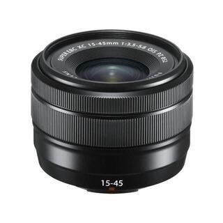 フジフイルム(富士フイルム)の新品 保証付き フジフィルム XC15-45mm F3.5-5.6 OIS PZ(レンズ(ズーム))