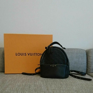 LOUIS VUITTON - LOUIS VUITTON  ルイヴィトン ソルボンヌ バックパック リュック