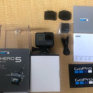 ゴープロ(GoPro)のGoPro hero5 未使用品(ビデオカメラ)