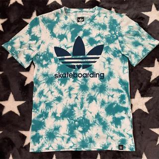 アディダス(adidas)のadidas skateboarding タイダイ Tシャツ(Tシャツ/カットソー(半袖/袖なし))