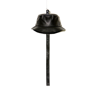 PEACEMINUSONE - PMO LEATHER BUCKET HAT #1 バケットハット