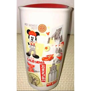 ディズニー(Disney)の【残り1つ】日本未発売 スタバ カリフォルニアディズニー限定タンブラー(タンブラー)