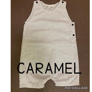 キャラメルベビー&チャイルド(Caramel baby&child )のCARAMEL オーバーオール(パンツ/スパッツ)