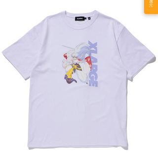 XLARGE - XLARGE Tシャツ 犬夜叉 殺生丸 XL ホワイト