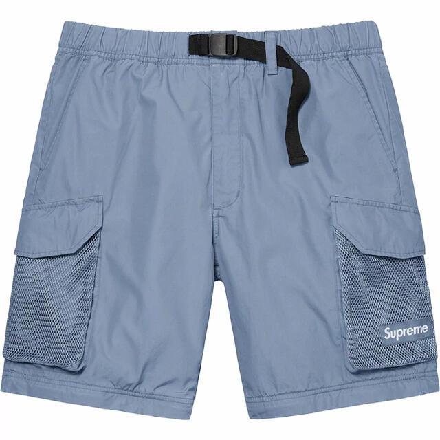 Supreme(シュプリーム)のSupreme Mesh Pocket Belted Cargo Pant M メンズのパンツ(ワークパンツ/カーゴパンツ)の商品写真