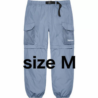 Supreme - Supreme Mesh Pocket Belted Cargo Pant M