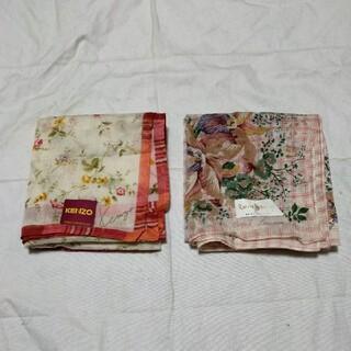 ラルフローレン(Ralph Lauren)のラルフローレン、ケンゾーハンカチ2枚セット(ハンカチ)