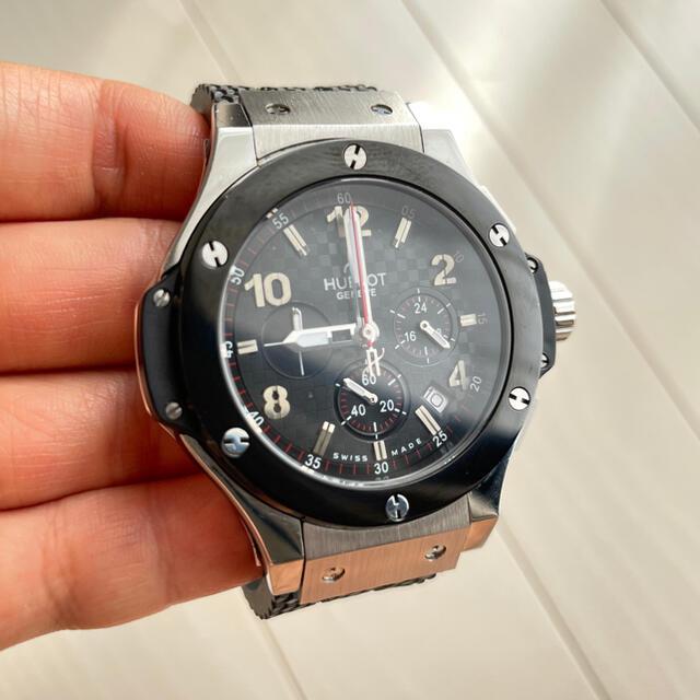 美品 ビッグバン 腕時計 メンズの時計(腕時計(アナログ))の商品写真