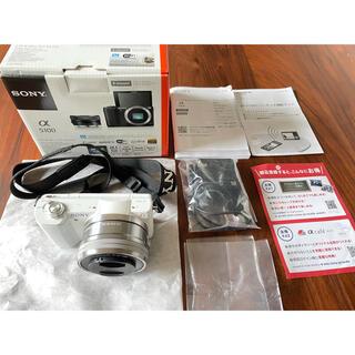 SONY - SONY カメラ a5100  ミラーレス ミラーレス一眼