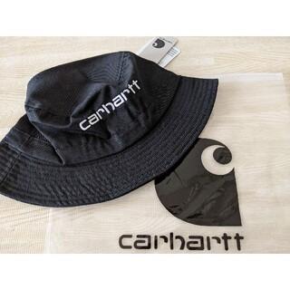 カーハート(carhartt)の☆お値下げ☆ Carhartt カーハート バケットハット ブラック(ハット)