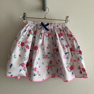 プチバトー(PETIT BATEAU)のプチバトー スカート 8ans/128cm(スカート)