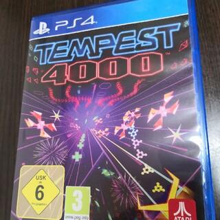PlayStation4 - PS4 欧州版 Tempest 4000 テンペスト4000
