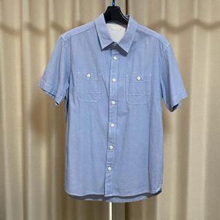 ジーユー(GU)の【GU】メンズ半袖シャツ(シャツ)