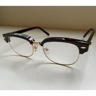 CALEE キャリー サーモント&ブロー アイウェア 眼鏡  鯖江