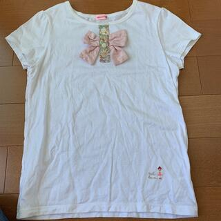 mikihouse - リーナ Tシャツ