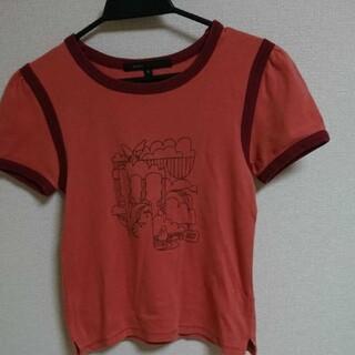 マークジェイコブス(MARC JACOBS)のMARC JACOBS レトロデザイン ティシャツ(Tシャツ(半袖/袖なし))