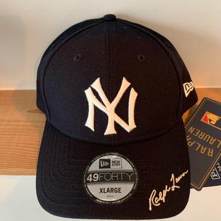 NEW ERA - Polo Ralph Lauren MLB ヤンキース キャップ XL