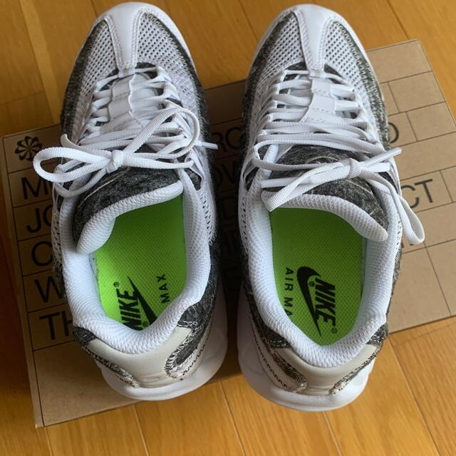 NIKE(ナイキ)のNIKE エアマックス95  スニーカー レディースの靴/シューズ(スニーカー)の商品写真