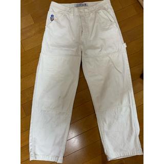 Supreme - polar 93 canvas pants White 30×30