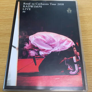 Road to Catharsis Tour 2018 Blu-ray(ミュージック)