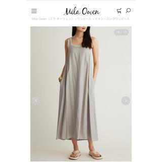 Mila Owen - Mila Owen キャミワンピース