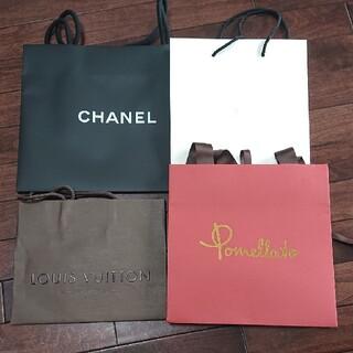 シャネル(CHANEL)のブランド ショッパー  4枚(ショップ袋)
