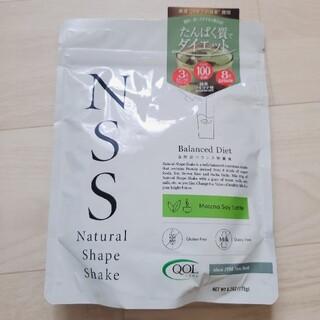 QOL キューオーエルNSS ナチュラルシェイプシェイク 抹茶ソイラテ味(プロテイン)