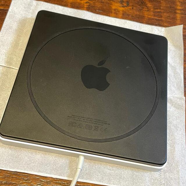 Apple(アップル)のApple 純正DVDドライブ(本体のみ) スマホ/家電/カメラのPC/タブレット(PC周辺機器)の商品写真
