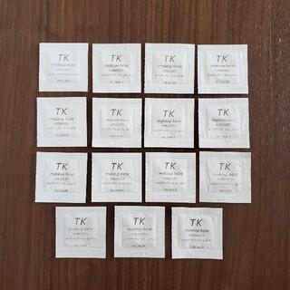 メナード(MENARD)のMENARD メナード TK メイクアップベース しっとり サンプル まとめ売り(化粧下地)