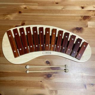 ボーネルンド(BorneLund)のボーネルンド 木琴(知育玩具)