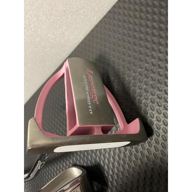 超美品 LAROUGE レディース クラブセット スポーツ/アウトドアのゴルフ(クラブ)の商品写真