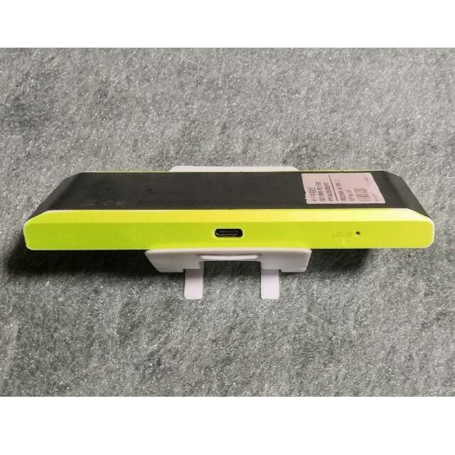 楽天モバイル 対応ルーター W05 Rakuten UN-LIMIT スマホ/家電/カメラのスマートフォン/携帯電話(その他)の商品写真