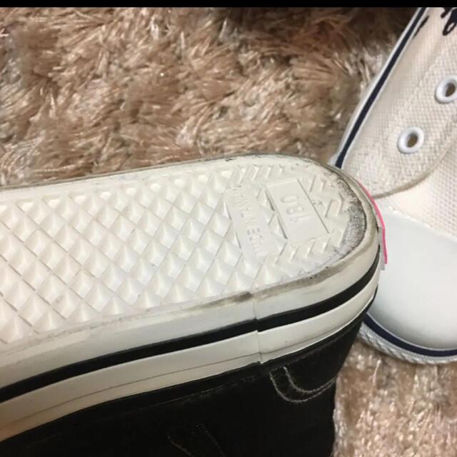 RONI(ロニィ)のRONI❤️スニーカー  3点セット 18cm キッズ/ベビー/マタニティのキッズ靴/シューズ(15cm~)(スニーカー)の商品写真