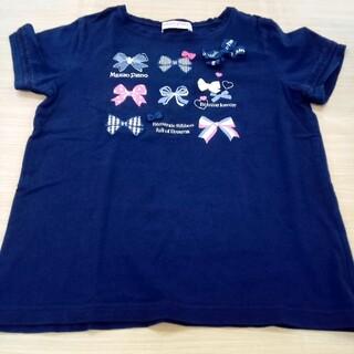 メゾピアノジュニア(mezzo piano junior)のメゾピアノ 150cm 半袖 Tシャツ 02MN06141524(Tシャツ/カットソー)