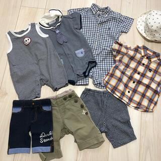 ダブルビー(DOUBLE.B)の子供服 まとめ売り 80  ダブルビー (Tシャツ)