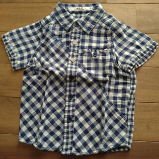 エーアーベー(eaB)のeaB 半袖シャツ 90サイズ(Tシャツ/カットソー)