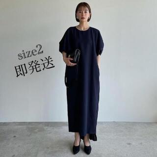 完売新品クラネ CLANE LANTERN SLEEVE ONE PIECE(ロングワンピース/マキシワンピース)