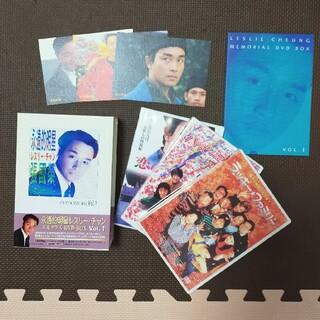 永遠的明星レスリーチャン ~メモリアルDVD BOX Vol.1 DVD(韓国/アジア映画)