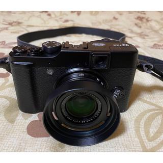富士フイルム - FUJIFILM X10 フード付き SD32GB付き 中古美品です。