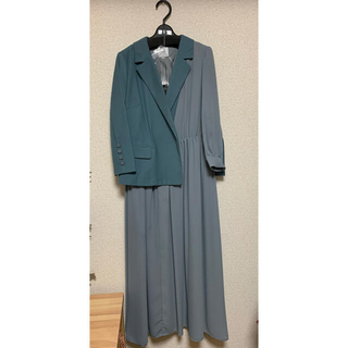 Ameri VINTAGE - ameri vintage TRINITY JKT DRESS  ワンピース