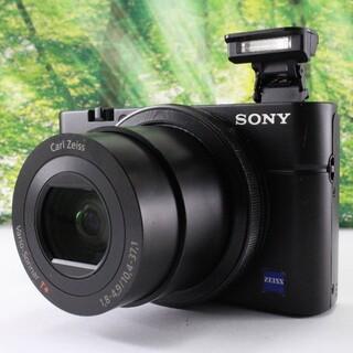 SONY - ソニー デジタルカメラ DSC-RX100 1.0型センサー