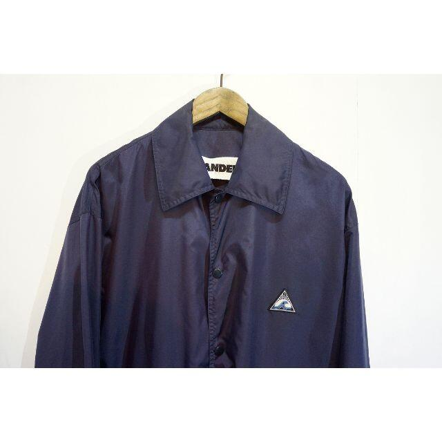 Jil Sander(ジルサンダー)の新品21SS JIL SANDER+ジルサンダー コーチ ジャケット 523L▲ メンズのジャケット/アウター(ブルゾン)の商品写真