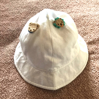 ファミリア(familiar)のファミリア★ベビー帽子(帽子)