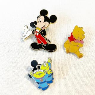 Disney - ディズニー バッチ セット売り